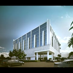 RELIABLE INFORMATICS PVT.LTD:  Commercial Spaces by K. Thomas & Associates