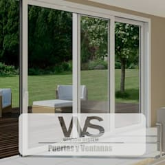 uPVC windows by HOME DECO & HOME GLASS, Asian