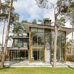 Villas by Engel Architecten, Modern