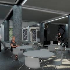 TORRE MIXTA : Estudios y oficinas de estilo  por G._ALARQ.