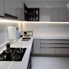 Cozinha CAR por Alce Arquitetura e Interiores Moderno