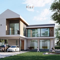 by Kor Design&Architecture 에클레틱 (Eclectic) 콘크리트