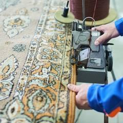 Rug Restoration London de Orientalist Rug Asiático