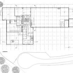 Nieuwbouw Frissen Groen Techniek, Valkenburg a/d Geul:  Kantoor- & winkelruimten door Verheij Architecten BNA, Industrieel