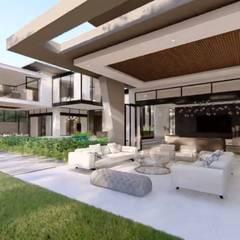 Hyde Park Luxury residence by FRANCOIS MARAIS ARCHITECTS Modern