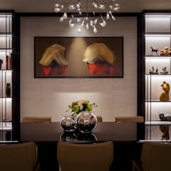 Bishopgate Residences:  Dining room by Summerhaus D'zign,Modern