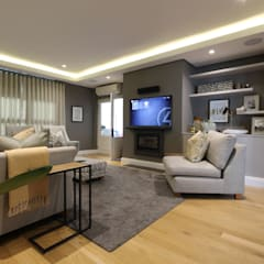 JPVO Project:  Media room by Audio Visual Projects (PTY) Ltd,