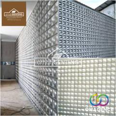 Roster Beton Minimalis - Omah Genteng - HP/WA: 08122833040:  Hotels by Omah Genteng