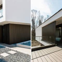 บ้านเดี่ยว โดย WSM ARCHITEKTEN, โมเดิร์น
