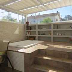Spa by Paula Szabo Arquitetura, Rustic
