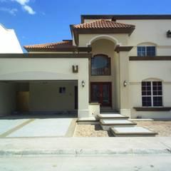 Ingeniería y arquitectura: Casas ecológicas de estilo  por CORSA grupo constructor / CORSA energia solar