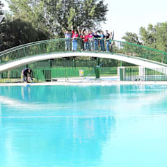 Projekty,  Stadiony zaprojektowane przez Brassea Mancilla Arquitectos, Santiago