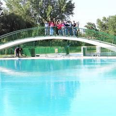 體育館 by Brassea Mancilla Arquitectos, Santiago