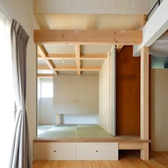 公園の傍の家: ユウ建築設計室が手掛けた和のアイテムです。