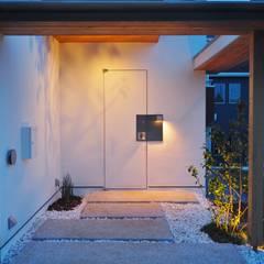 منزل خشبي تنفيذ ユウ建築設計室, إسكندينافي