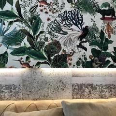 غرفة السفرة تنفيذ Isa de Luca
