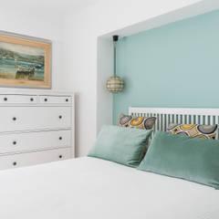 Bedroom by Silvia R. Mallafré,