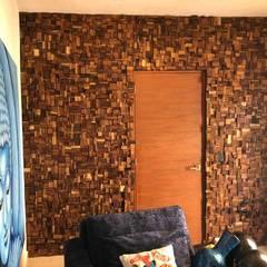 توسط Trëvo راستیک (روستایی) چوب Wood effect