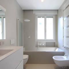 Baños de estilo  por JFD - Juri Favilli Design, Moderno