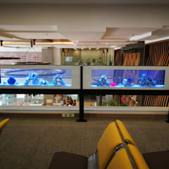 See Through Aquarium for Commercial:  Hospitals by Seazone Innovative Sdn Bhd,