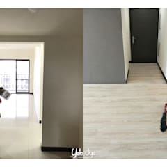 簡單的享受 :  地板 by 業傑室內設計