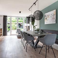 اتاق غذاخوری توسطLifs interieuradvies & styling