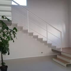 Stairs by TuscanBuilding - Studio tecnico di progettazione