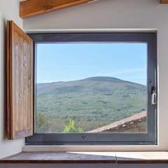 Windows by METRIA, Country Aluminium/Zinc
