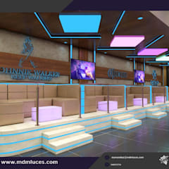 Tapiceria de moviliarios Salas de estilo industrial de Decor amazonas Industrial