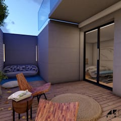 Conservatory by ARQUITECTOSRT