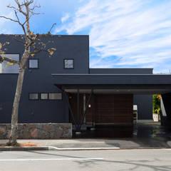 札幌市 KK邸: 北渡建設一級建築士事務所が手掛けた一戸建て住宅です。,オリジナル