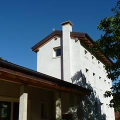 Passive house by C.S.E. IDEA Soc. Coop