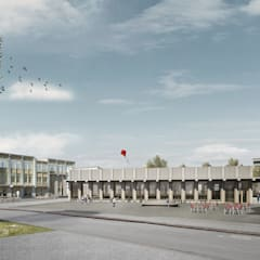 Schools by Erni Grimm Architekten AG