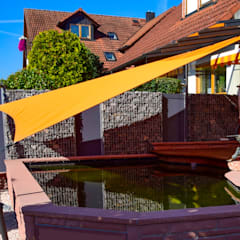 بركة مائية تنفيذ Pina GmbH - Sonnensegel Design