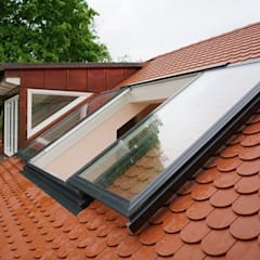 Gable roof by DachfenStar,