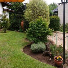 Rock Garden by Landscaping
