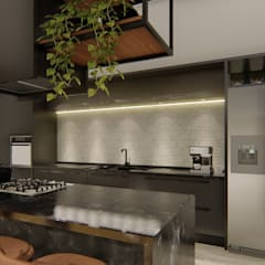 Built-in kitchens by Arquitecta Ana Belen,