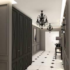 Decorvita mimarlık – Toskana Vadisi Villaları:  tarz Koridor ve Hol,