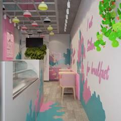 Modern gastronomy by Decorvita mimarlık Modern