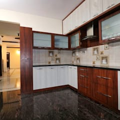 Kitchen units by Indoor Concepts,