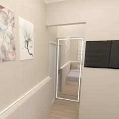 Small bedroom by Fareed Arquitetos Associados