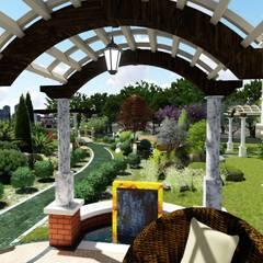Zen garden توسطLEVYCH COMPANY, آسیایی