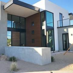Un oasis en mitad del llano. : Fincas de estilo  por Smart Investment Group, Moderno Concreto
