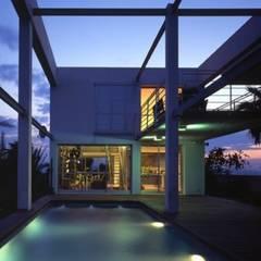 مسبح حديقة تنفيذ VILA arquitectes,
