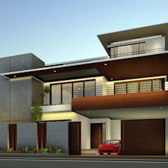 Bungalows by Tangram,