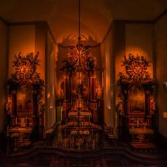 博物館 by Moreno Licht mit Effekt - Lichtplaner