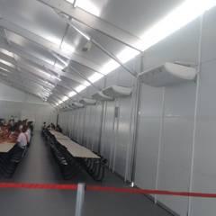 Salones de eventos de estilo  por Tendas 1000 - Aluguel e Venda de Tendas e Coberturas