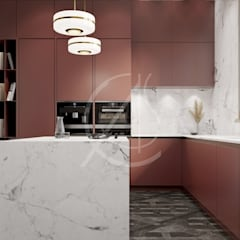 Kitchen units by Comelite Architecture, Structure and Interior Design