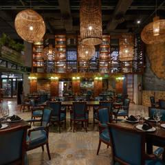 Nhà hàng by 3arquitectura