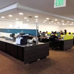 Cenit - Transporte  y Logística de Hidrocarburos: Edificios de oficinas de estilo  por ADI STUDIO S.A.S,